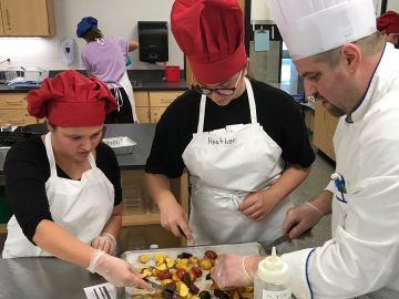 Quakertown Chef's Camp receives five-star reviews