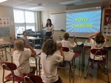 Students learn variety of languages during annual summer camp