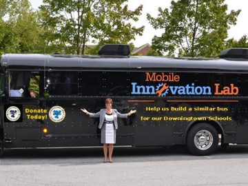 District plans Innovation Lab on wheels