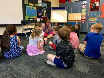 KinderCamp helps ease transition to kindergarten