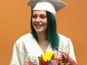 The Academy at Quakertown celebrates its first graduate