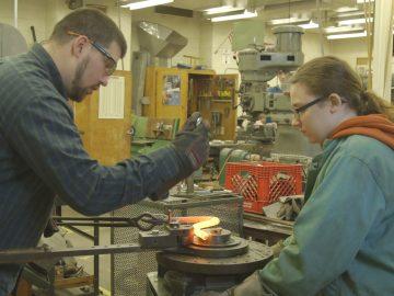 General McLane student combines art with welding, winning national welding award