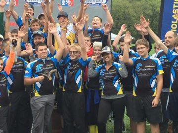 Mountain Biking Club provides physical, social benefits