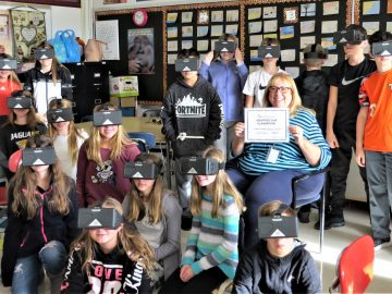 Pleasant Hills sixth-graders go on virtual exploration of ancient Egypt