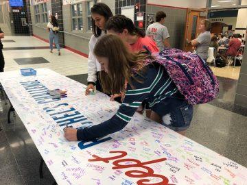 Peters Township launches Rachel's Challenge kindness program