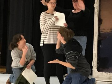 Quakertown finds fun way to learn about Shakespeare