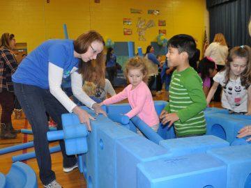 Conshohocken Elementary unveils Imagination Playground