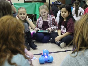 Girls' STEM Day provides needed exposure to careers