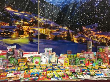 Nearly 500 items donated to collection drive to benefit Geisinger Children's Hospital