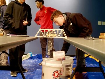 Inquiry into the Physical Setting students are now immersed in hands-on engineering design