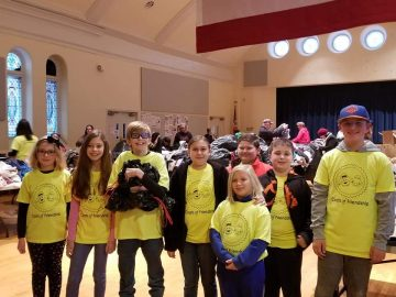 Coats of Friendship to Distribute 3,000 Coats 2018-19 Winter