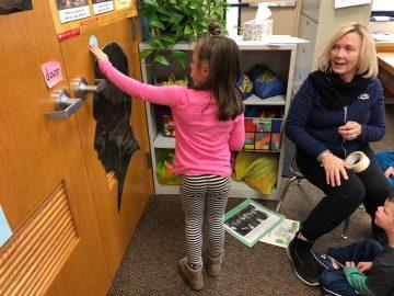 Whitemarsh Elementary kindergartners earn Martin Luther King Peace Awards