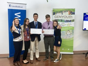 Deer Lakes teams earn a combined $2,000 in entrepreneurship competition