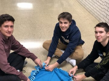 "North Allegheny students ""pay it forward"" through acts of kindness"