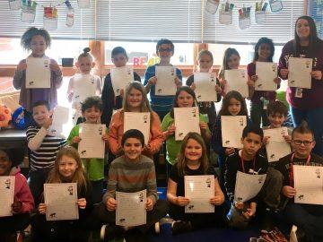 Believe Campaign at Paradise & Salisbury Elementary