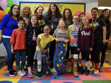 Students participate in World Down Syndrome Awareness Day