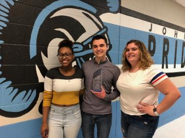 2019 Chamber of Commerce Community Service Award winner