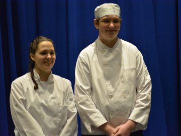 Culinary 'Team of Two' shines at competition
