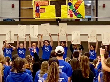 Record-setting Mini-THON in Quakertown