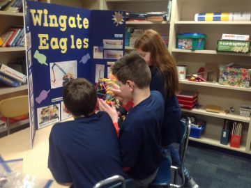 Teams place second, fourth at K'NEX Design Challenge regional competition