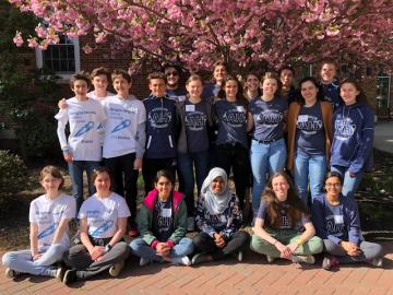Abington Heights wins medals in statewide science tournament