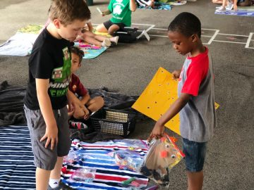 Developing second grade entrepreneurs at Conshohocken Elementary