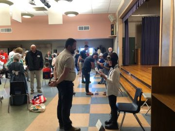 History comes alive at Octorara Elementary School