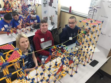 Austin Area students are boosting their STEM skills at regional competitions this spring
