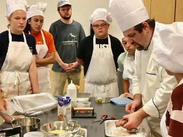 Chefs Camp cooks up tasty educational fare