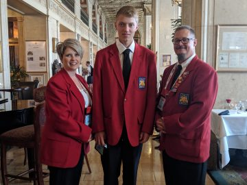 CCCTC student competes in SkillsUSA national competition