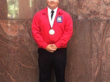 ICTC student wins gold at SkillsUSA championships