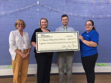 STEM Program Gets Boost from Dart Foundation Grant