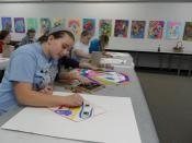 Community works together to teach students arts