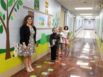 Sensory hall puts a hop into student learning
