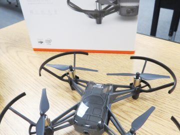 General McLane launches drone program for high school students