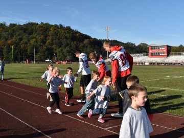 Elementary holds Walk-A-Thon