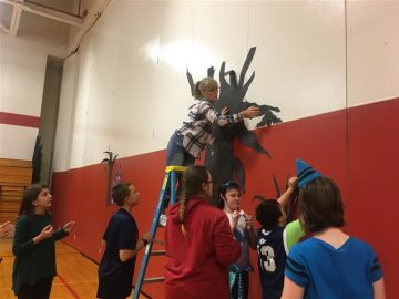 Annual life skills dance brings students together from three school districts