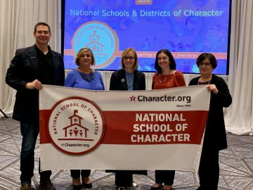 Chestnutwold Elementary School is a National School of Character