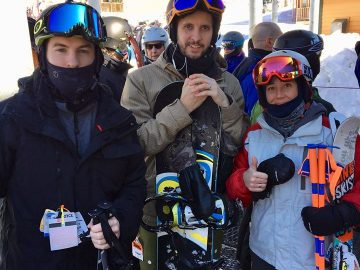 Ski Club provides snow sport opportunities for high school students