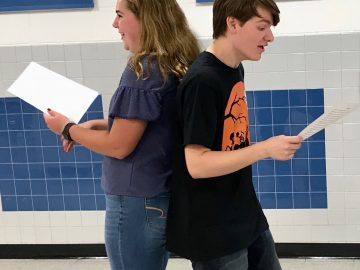 Quakertown students learn Shakespeare from a different perspective