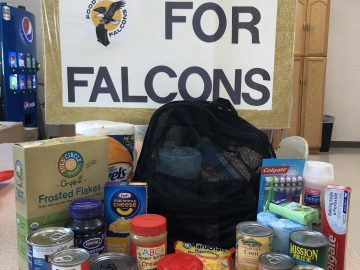 Food for Falcons Program
