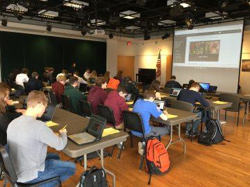 Computer Science Education Week #HourofCode2019 Event