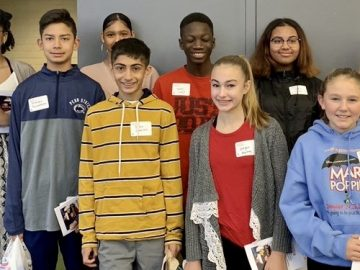 Strayer students training as 'upstanders'