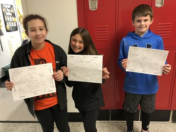Colonial Elementary celebrated No Name-Calling Week with kindness activities