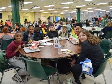 Students 'Mix It Up' to break down social barriers