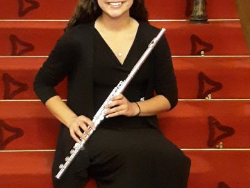 SV flautist earns top honors at state competition