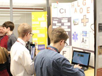Altoona Area High School students host 10th Annual Chemistry Symposium