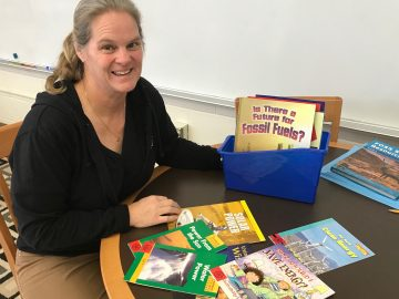 $25K foundation grant targets literacy
