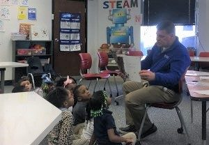 Kelly Primary students learn importance of clean waterways