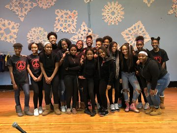 CMS and PWHS BCA Clubs share history and culture for Black History Month